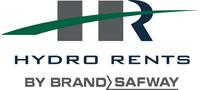 Hydro Rents Mast Climbing Work Platforms